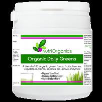Organic Daily Greens