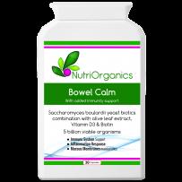 Bowel Calm - Saccharomyces Boulardii