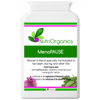 MenoPAUSE - Herbal Support